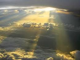 神の光芒images