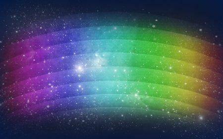 宇宙の虹image
