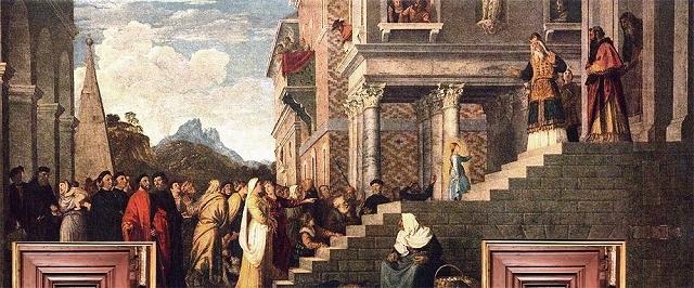 聖母マリアの奉献image