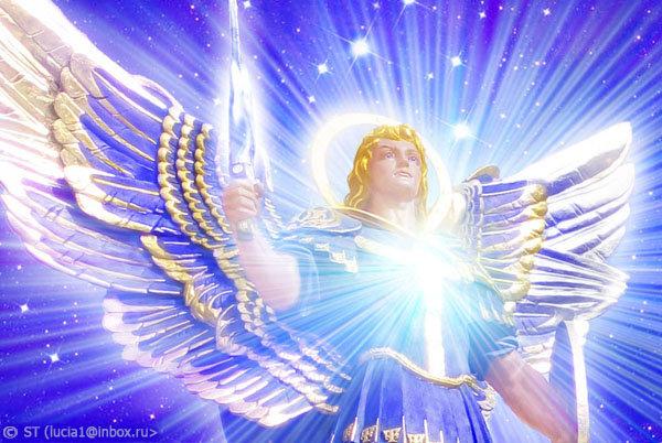 大天使聖ミカエルarcangeloMichele