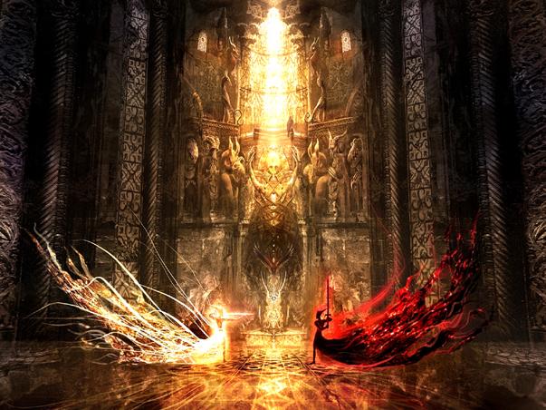 光と闇の対決image