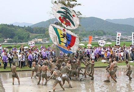 伊雑宮の御田植え祭りimage