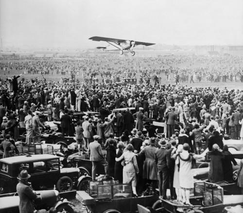 リンドバークの飛行image