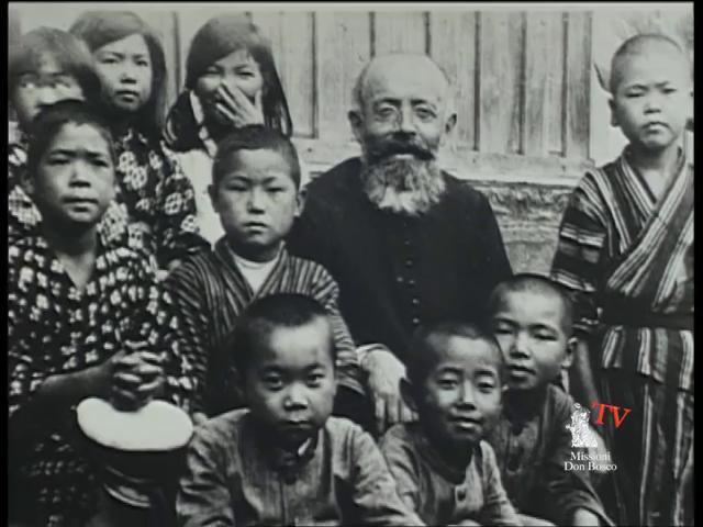 チマッチ神父と子供image