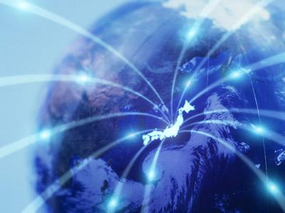 宇宙から見た日本image