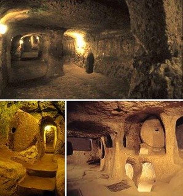 カッパドキアの地下image