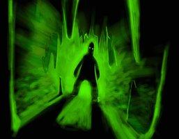 緑の洞窟のimage