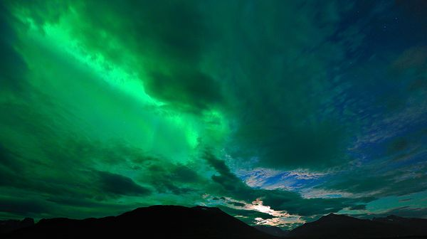 緑の霧の発生image