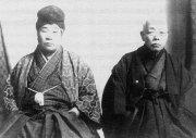 長沢と王仁三郎image