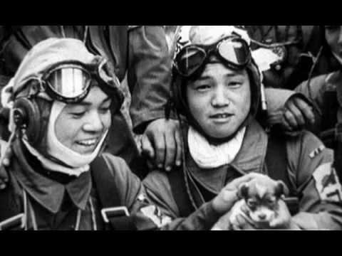 少年兵と子犬image