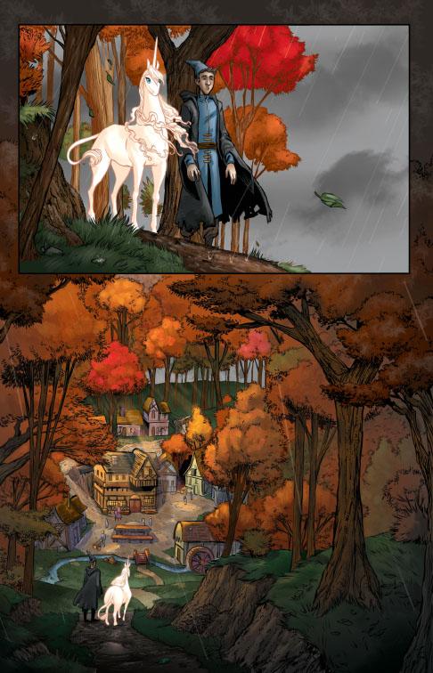 ユニコーンの旅image