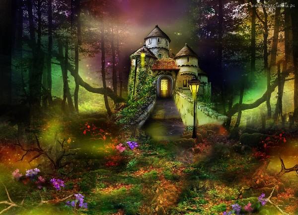 幻想の城image