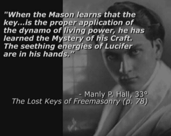 マンリー・P・ホールと標語image