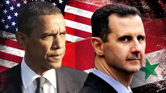 オバマとアサドimage
