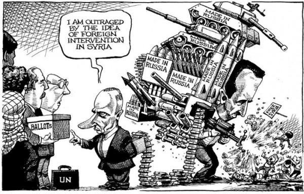シリアへのロシア兵器image