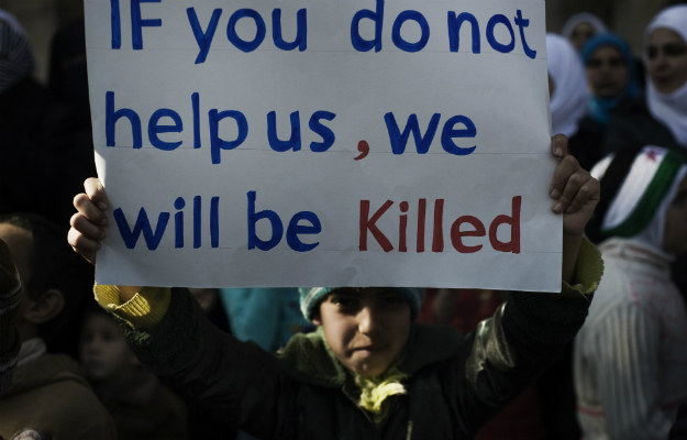 シリアの庶民の声image