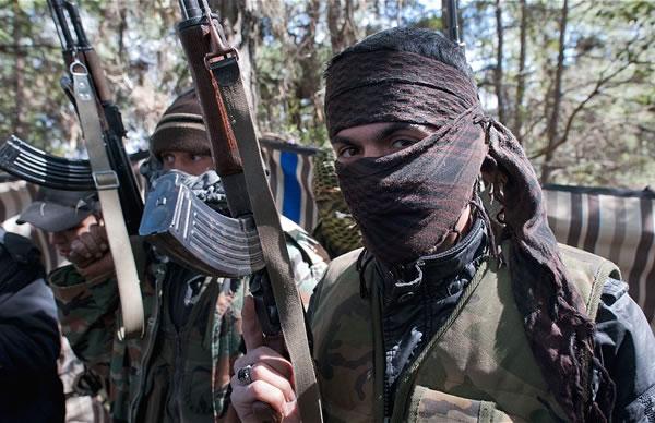 シリア内戦兵士のimage
