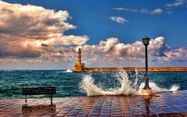 夏の海と雲noimage