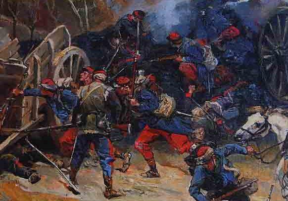 普仏戦争image