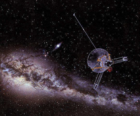 ボイジャーの銀河への旅image