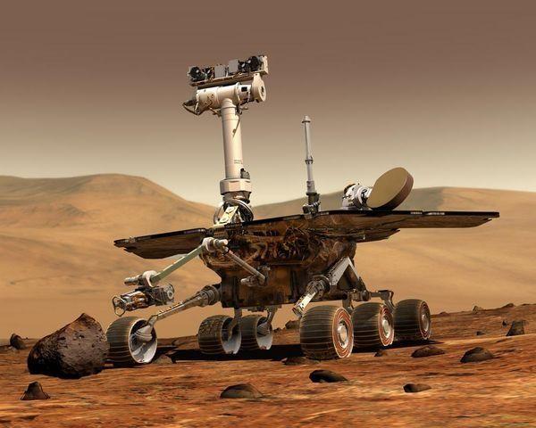 火星探査機image