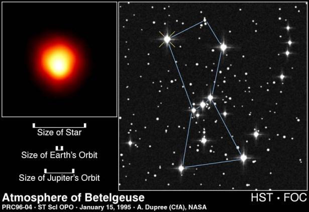 オリオン星座image