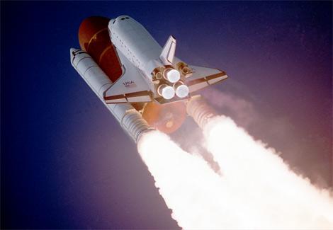ありし日のスペースシャトルimage
