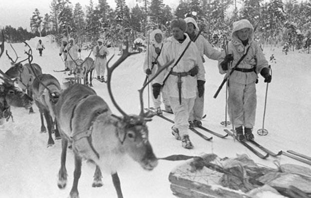 フィンランドの冬戦争image