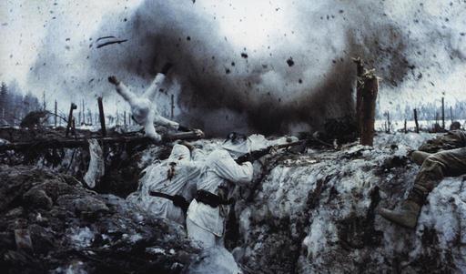 冬戦争のフィンランドimage