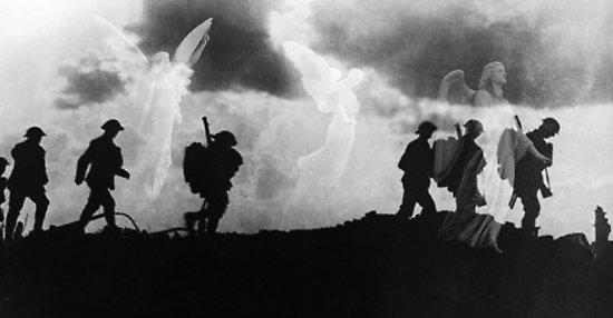 戦場の天使image