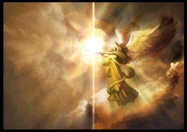天使の放つ光mage