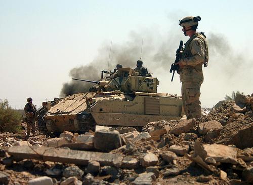 とある戦場image