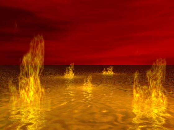 火の池のimage