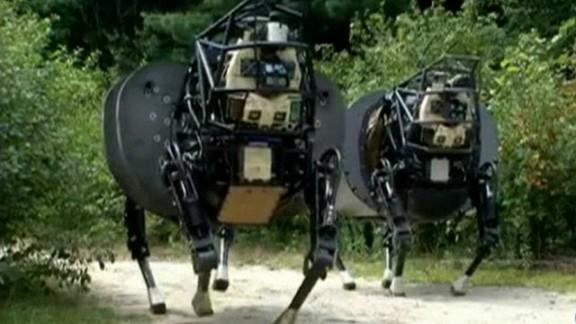 軍用ロボットimage