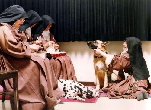 カルメル会の修道女image