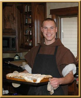 若い修道者image