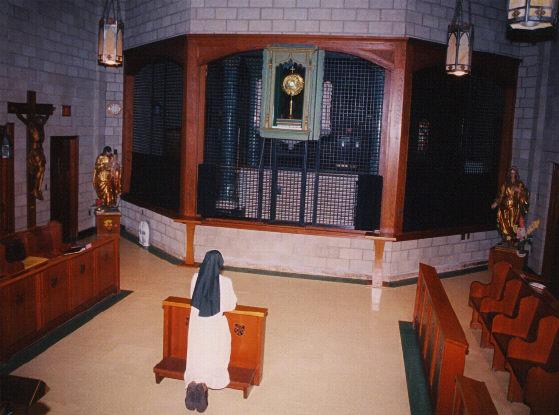 聖体礼拝image