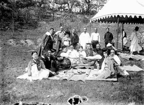 日本統治下の朝鮮のある日image