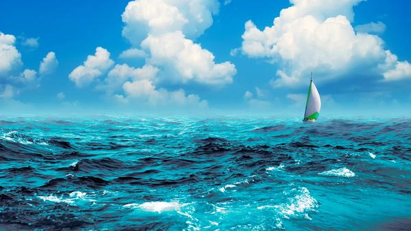 とある海上のimage