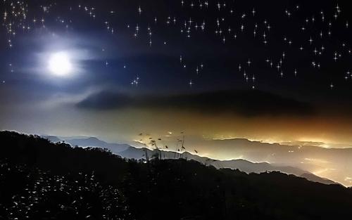 月の幻影なimage