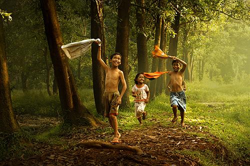 子供の笑顔image