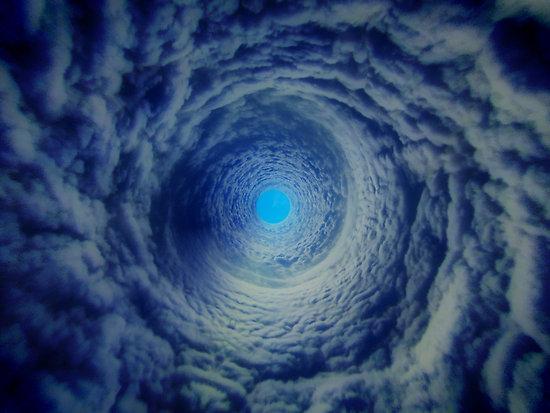 台風の眼のimage