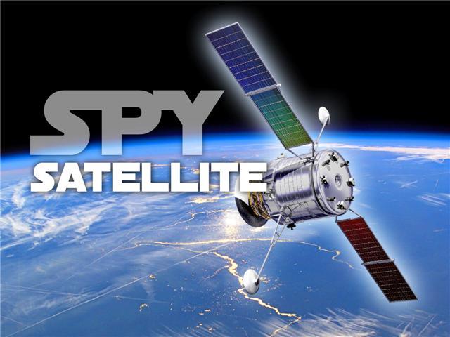 スパイ衛星のimage