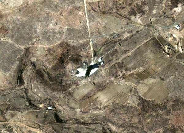衛星が撮った北朝鮮のimage