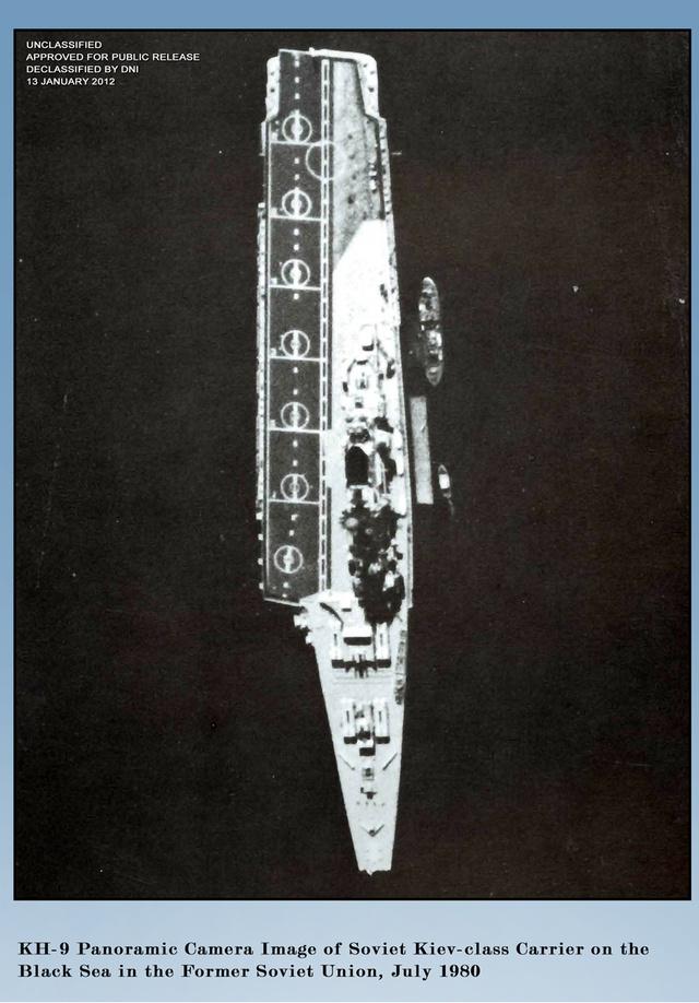 アメリカのスパイ衛星の画像2image
