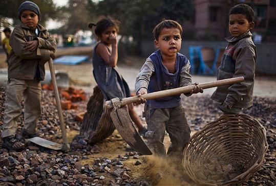働く子供たちのimage