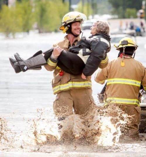 洪水の(アルバータ)image