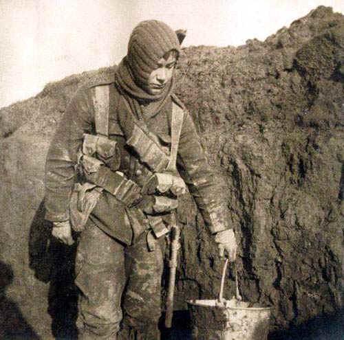 WW2のときのロシアの少年兵image