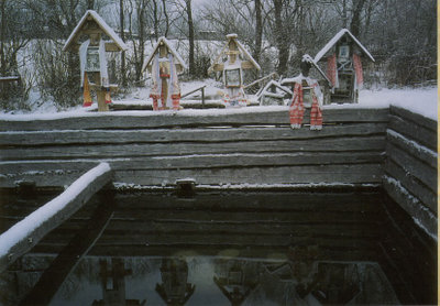 チェルノブイリ原発事故と奇跡の泉なimage
