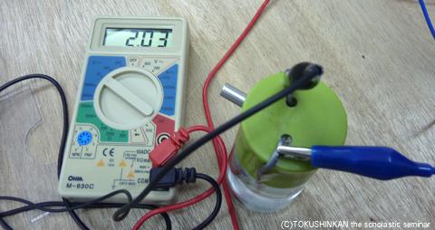 電気化学実験2013x